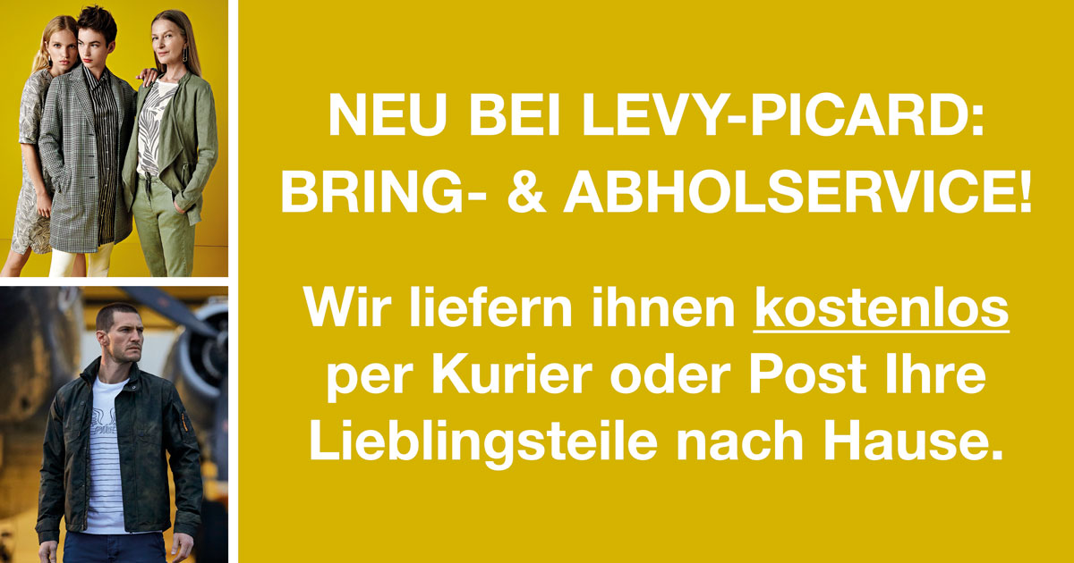 Bring Abholservice Levy
